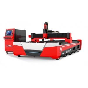 CNC LASER Fiber Novacut Laser F3015-HE para cortes de Metais - 2.000w - Mesa Dupla auto