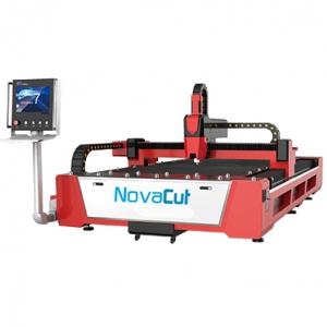 CNC LASER Fiber Novacut Laser F3015 para cortes de Metais de 1.000w