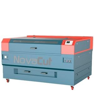 CNC Corte e Gravação a Laser Co2 - NovaCut AS1613MF - 120w (Mesa Fixa)